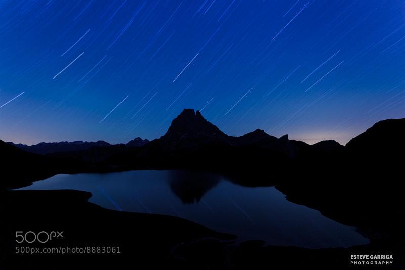 Photograph Stars by Esteve Garriga on 500px