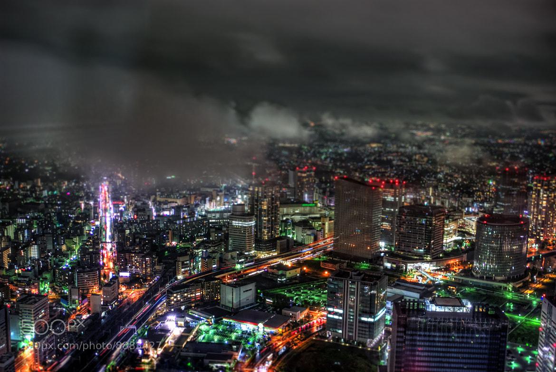 Photograph miniature city by Kenji Doi on 500px