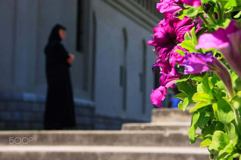 Photograph Prayers at the monastery by Cosmin Tărţan on 500px