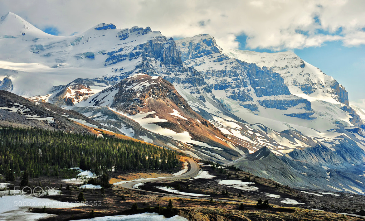 Photograph Icefields Parkway by Jeff Clow on 500px