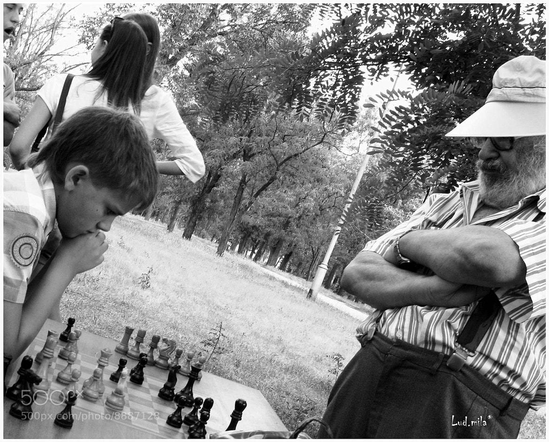 Photograph chess tutrnir by Mila * Mila on 500px