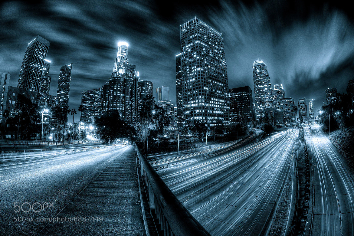 Photograph LA, LA by steve moore on 500px