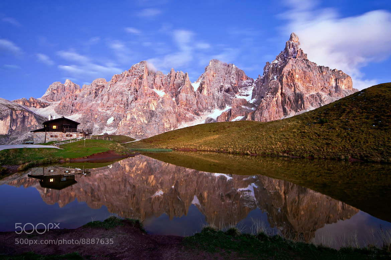 Photograph Gruppo Pale di San Martino by Moreno Bartoletti on 500px