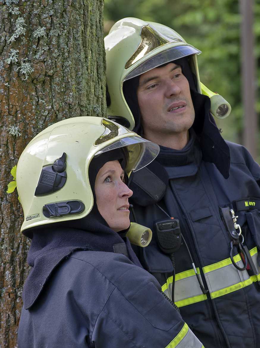 Photograph fire fighters  by willem dtfoto on 500px