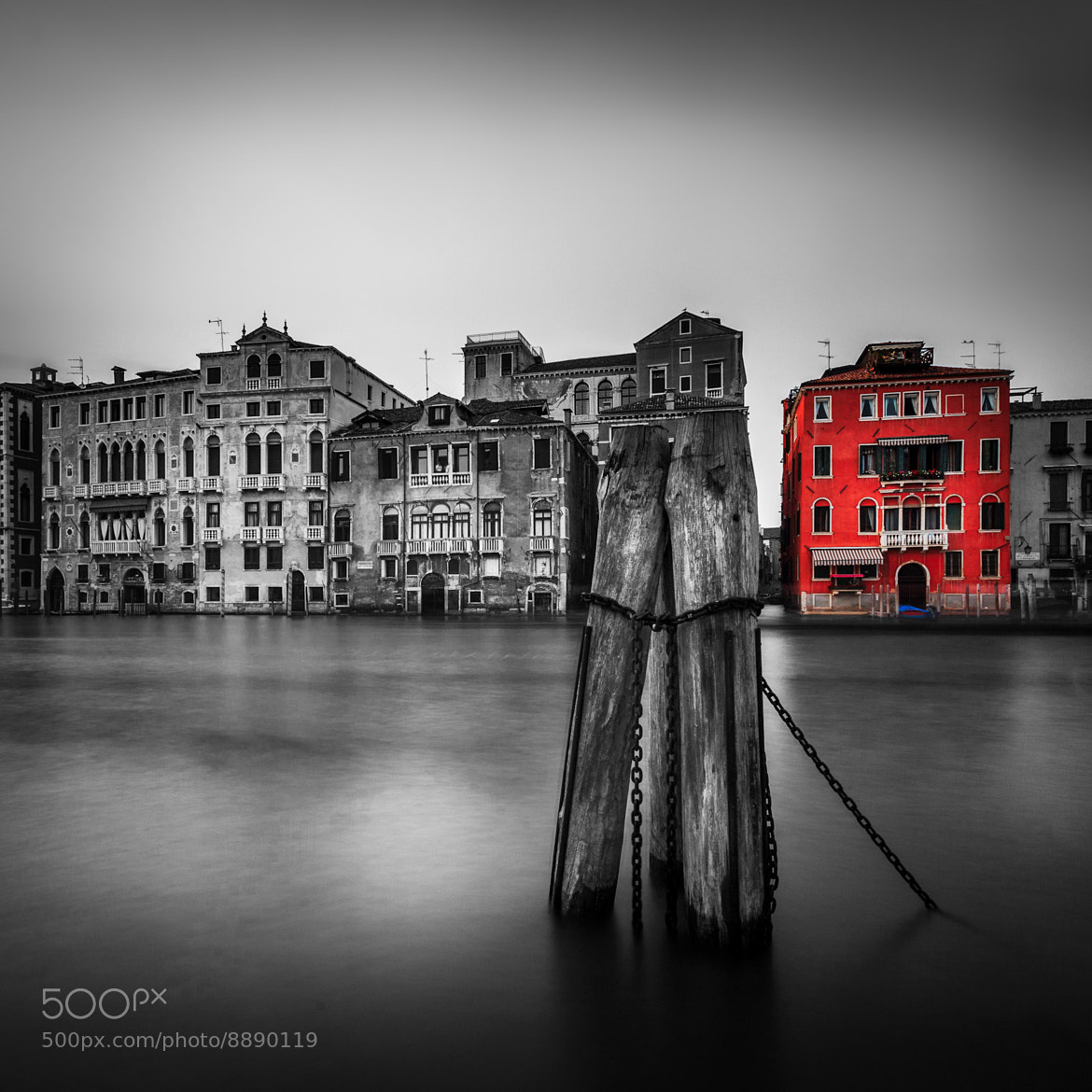 Photograph Venice Long Exposure by Ramelli Serge on 500px