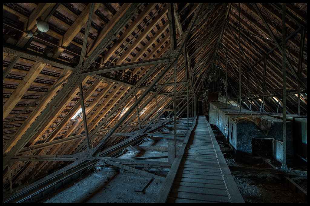 Photograph Attic by Carsten W on 500px