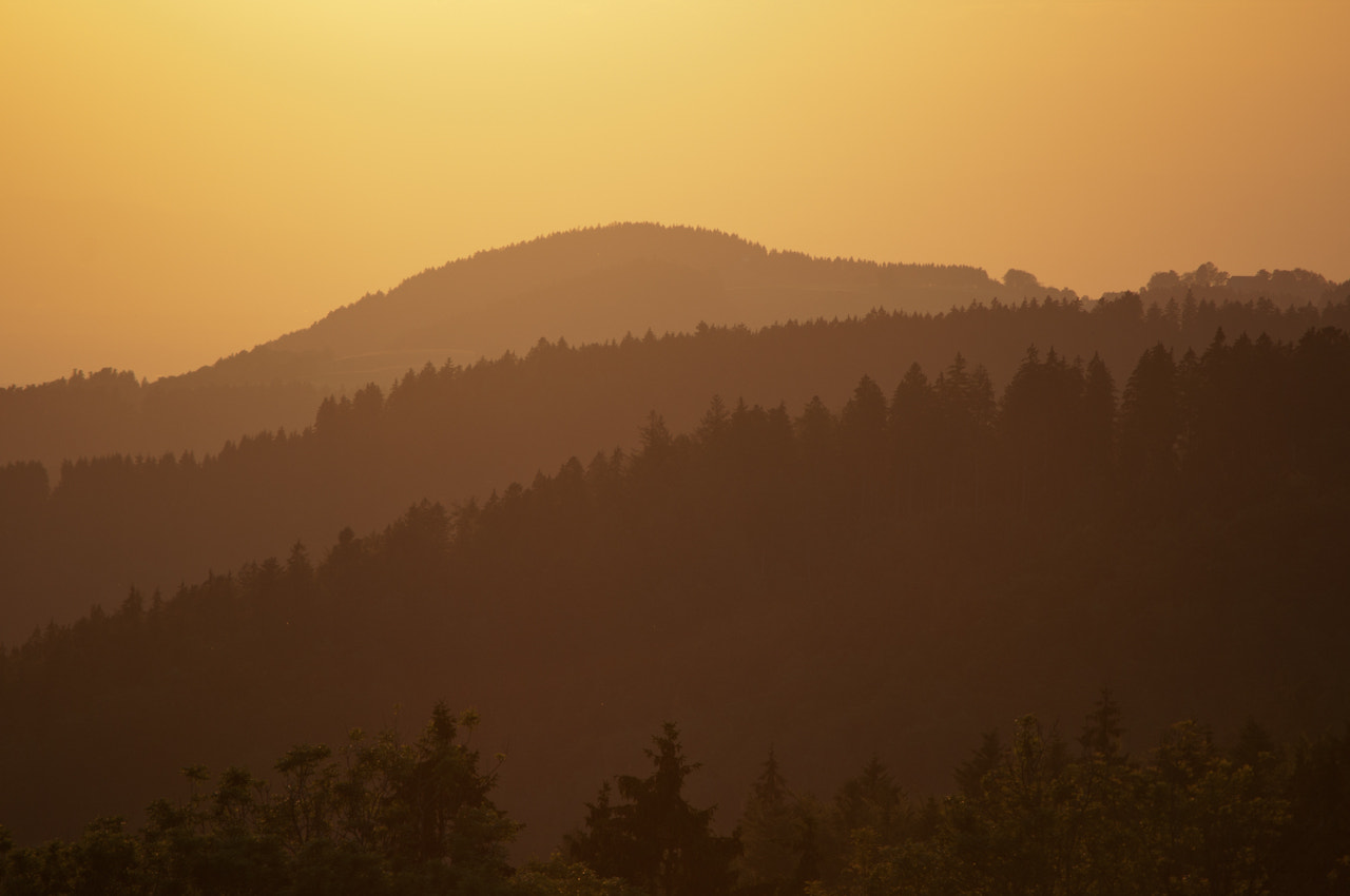 Photograph Black Forest Sunset by Axel Eble on 500px