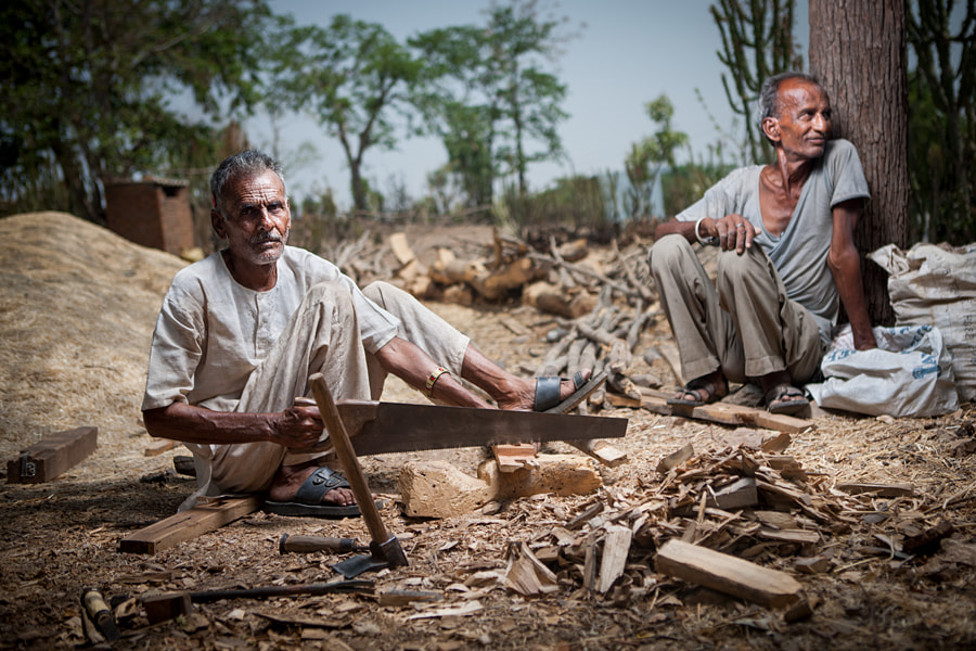 Photograph carpenters by Lukasz Piech on 500px