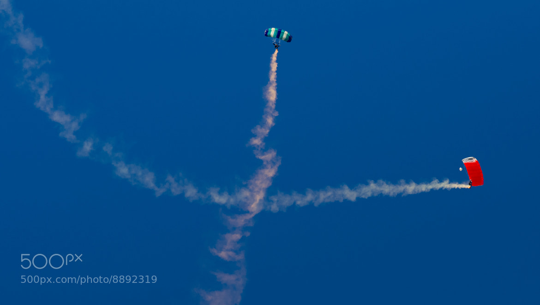 Photograph Sky divers - 3 by Eduardo Barbosa on 500px
