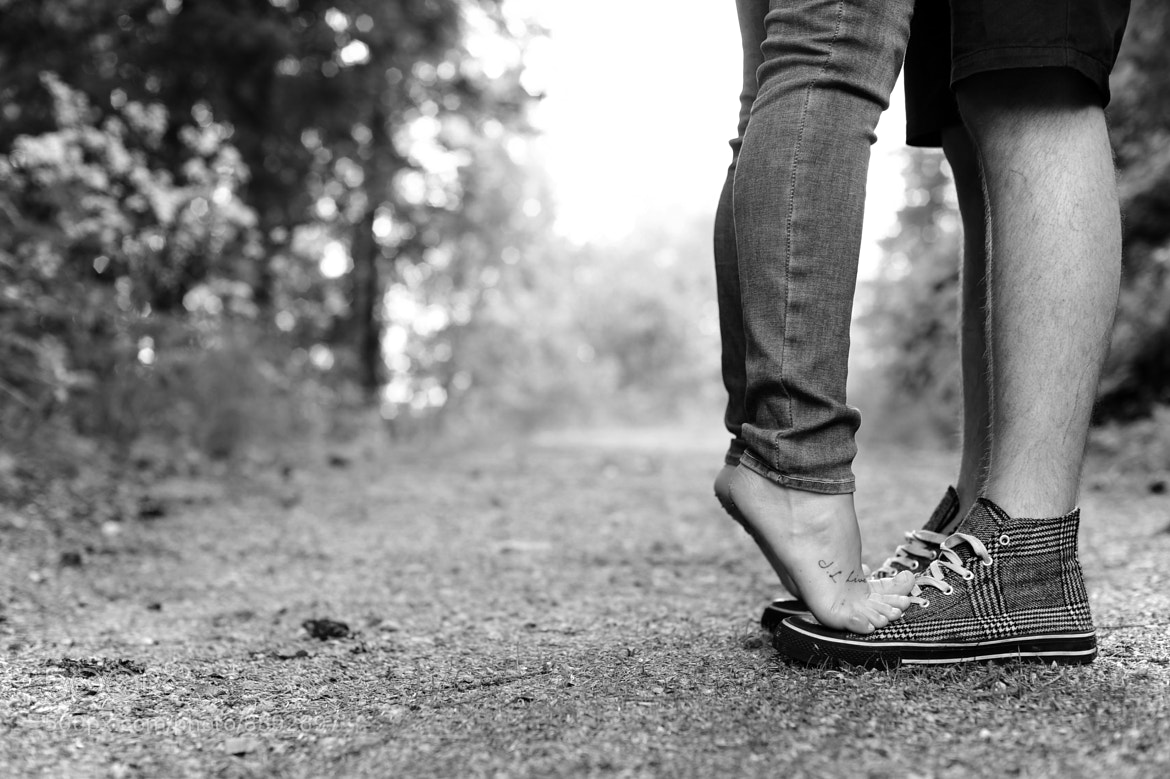 Photograph Romantic walk by Snanders  on 500px