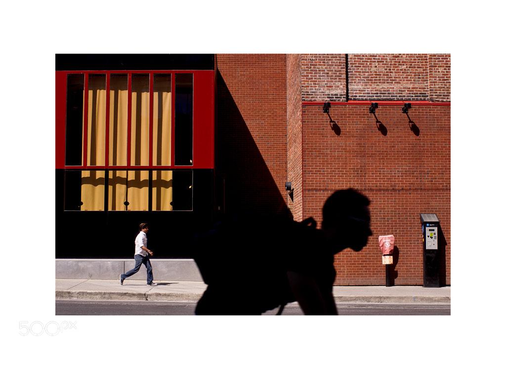 Photograph street #89, Montréal by Nicolas Jahan on 500px