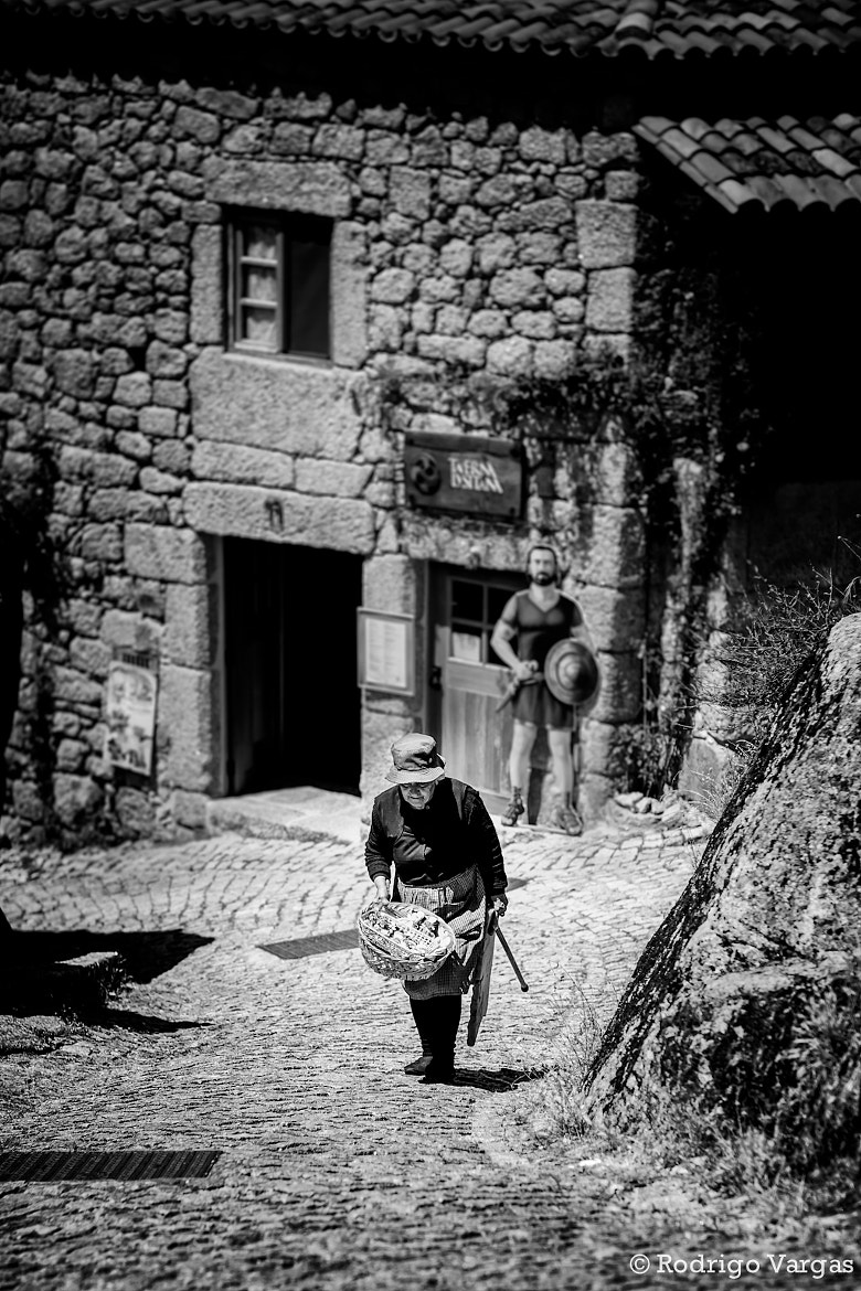 Photograph 90 years through sloping streets by Rodrigo Vargas on 500px