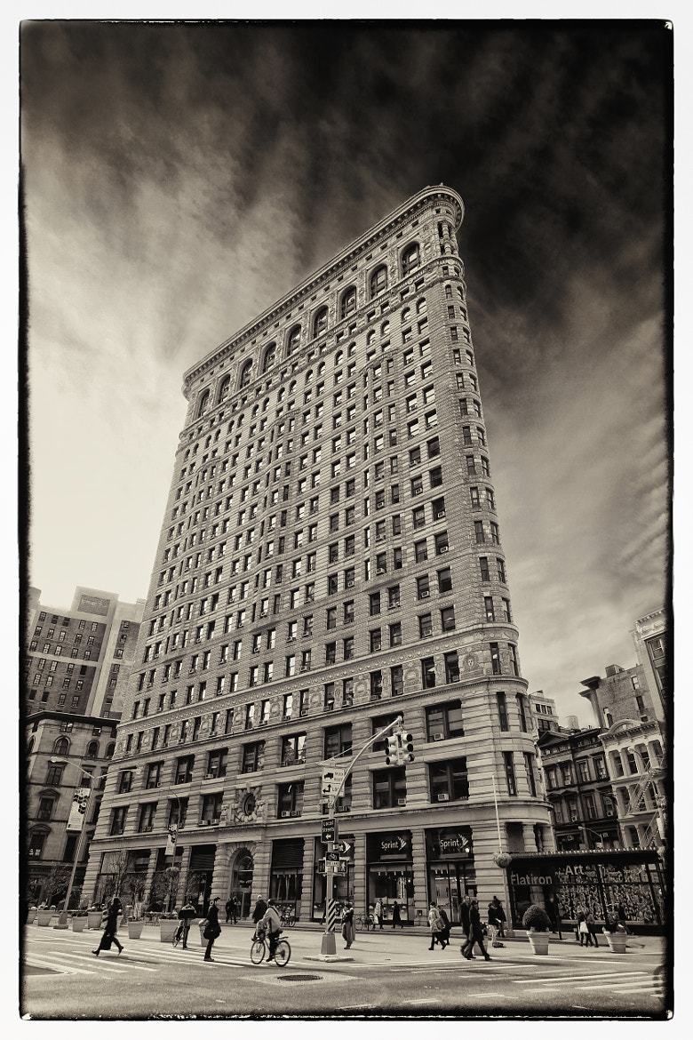 Photograph Flatiron by Alchimie Photographique on 500px