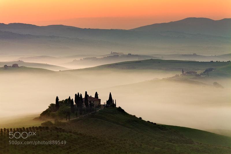 Photograph Tuscany by Martin Rak on 500px