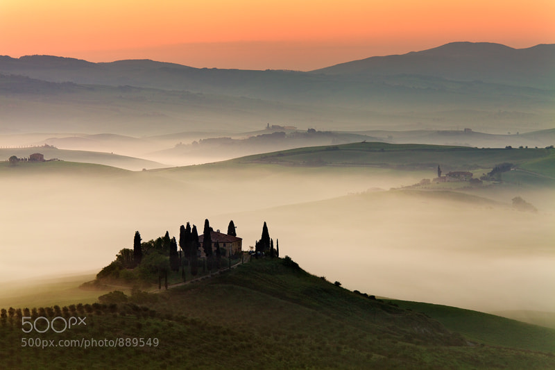 Photograph Tuscany by Martin Rak on 500px