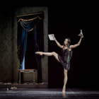 Постер, плакат: Diana Vishneva as Tatiana
