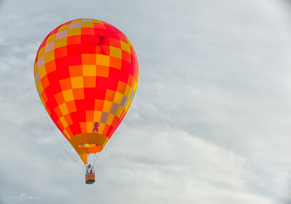 Photograph Sunfire Balloon by Patrick Comtois on 500px