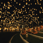 Постер, плакат: Happy Loy Krathong 2K14