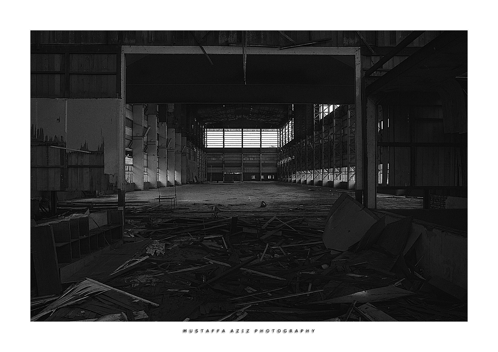 Photograph Old Warehouse by Mus Aziz on 500px
