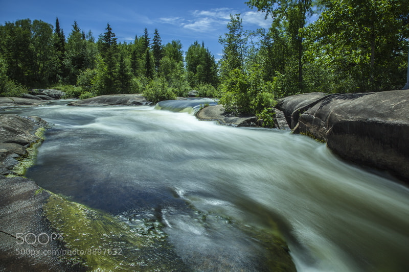 Photograph Old Pinawa Dam by Gary Barringer on 500px
