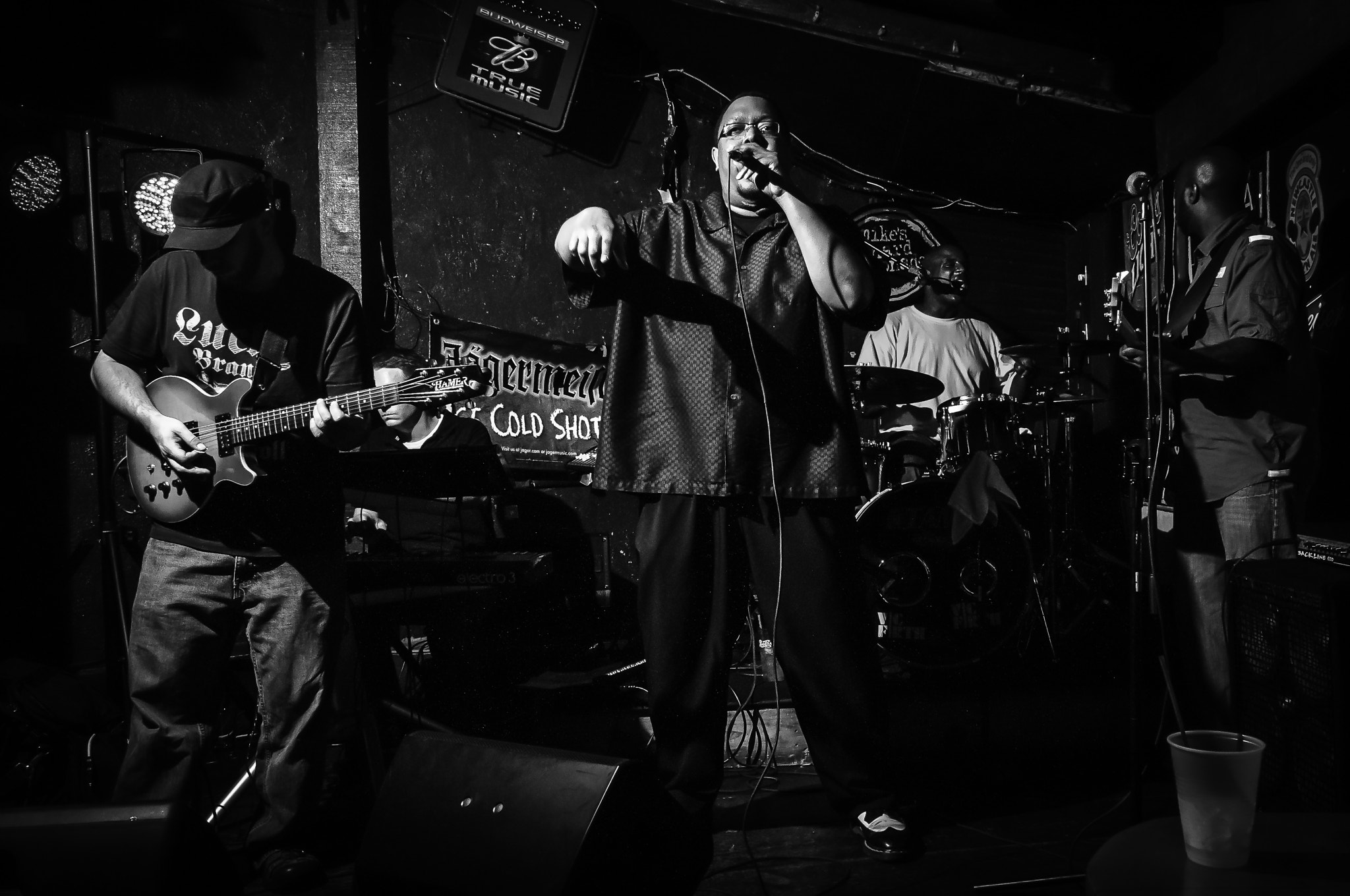 Photograph Funky G and the Groove Machine by Alex Sablan on 500px