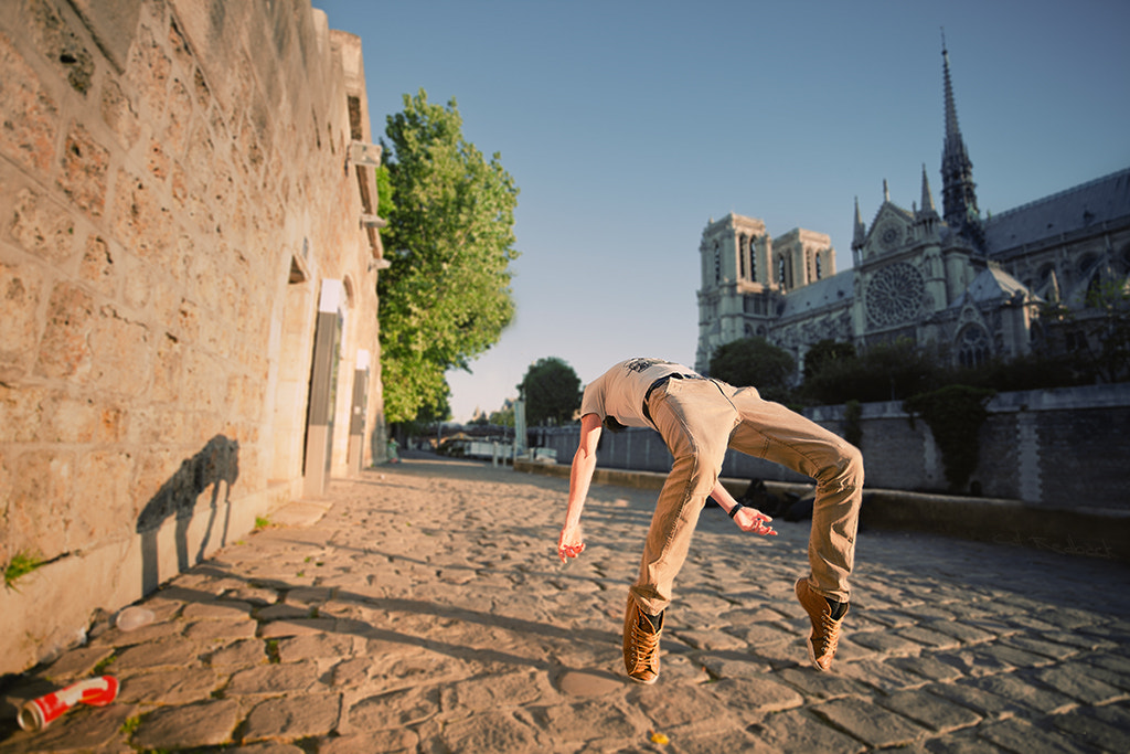 Photograph Upside down in Paris by Cal Redback on 500px