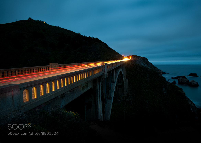 Photograph Rocky Creek Bridge by Jeff Graham on 500px
