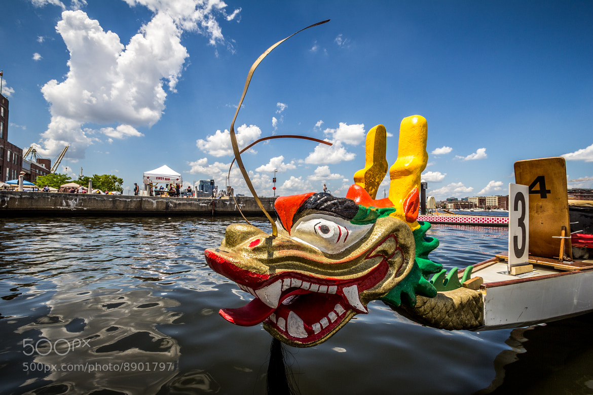 Photograph Dragon Boat by Chas Wisler on 500px