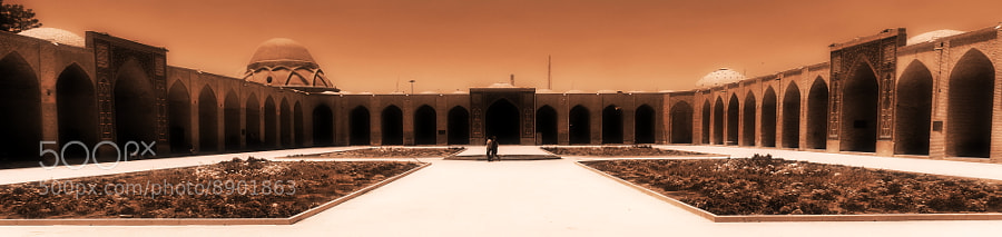 Photograph kerman-gnjalikhaan sq by a_ sharifzade on 500px