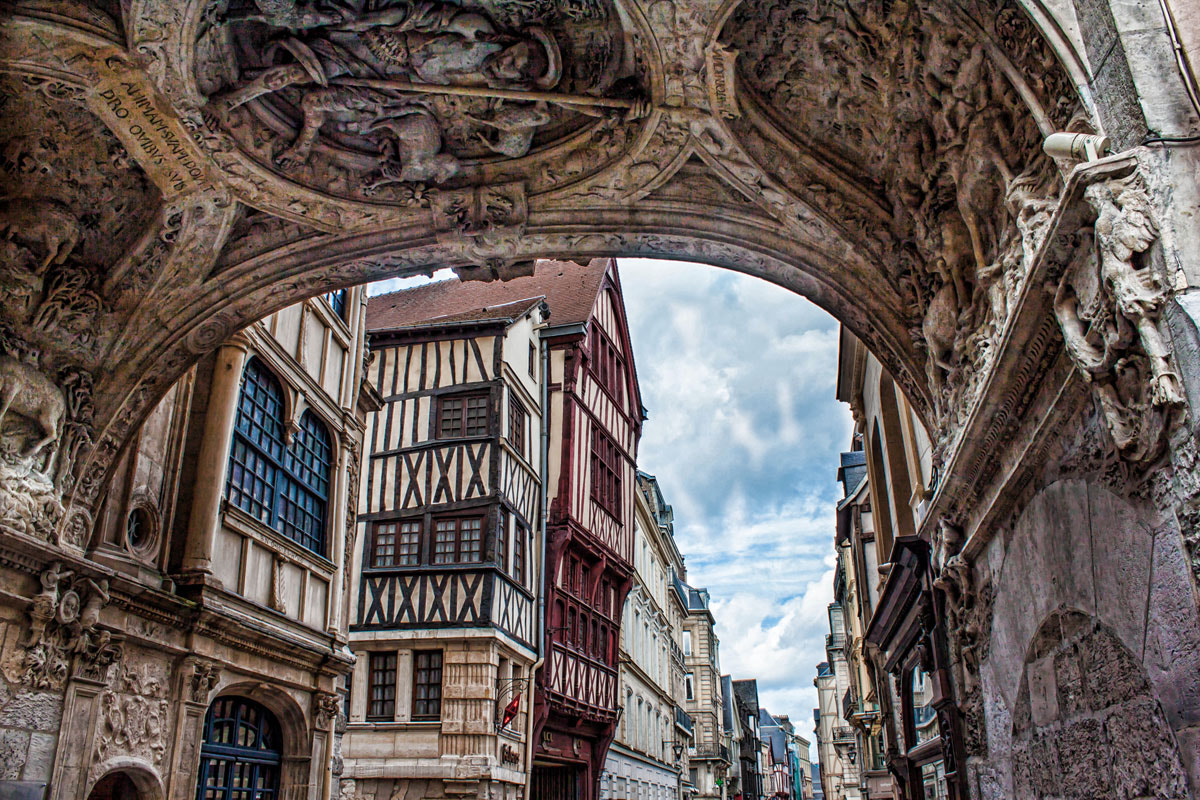 Photograph Rouen HDR by Tatiana K on 500px