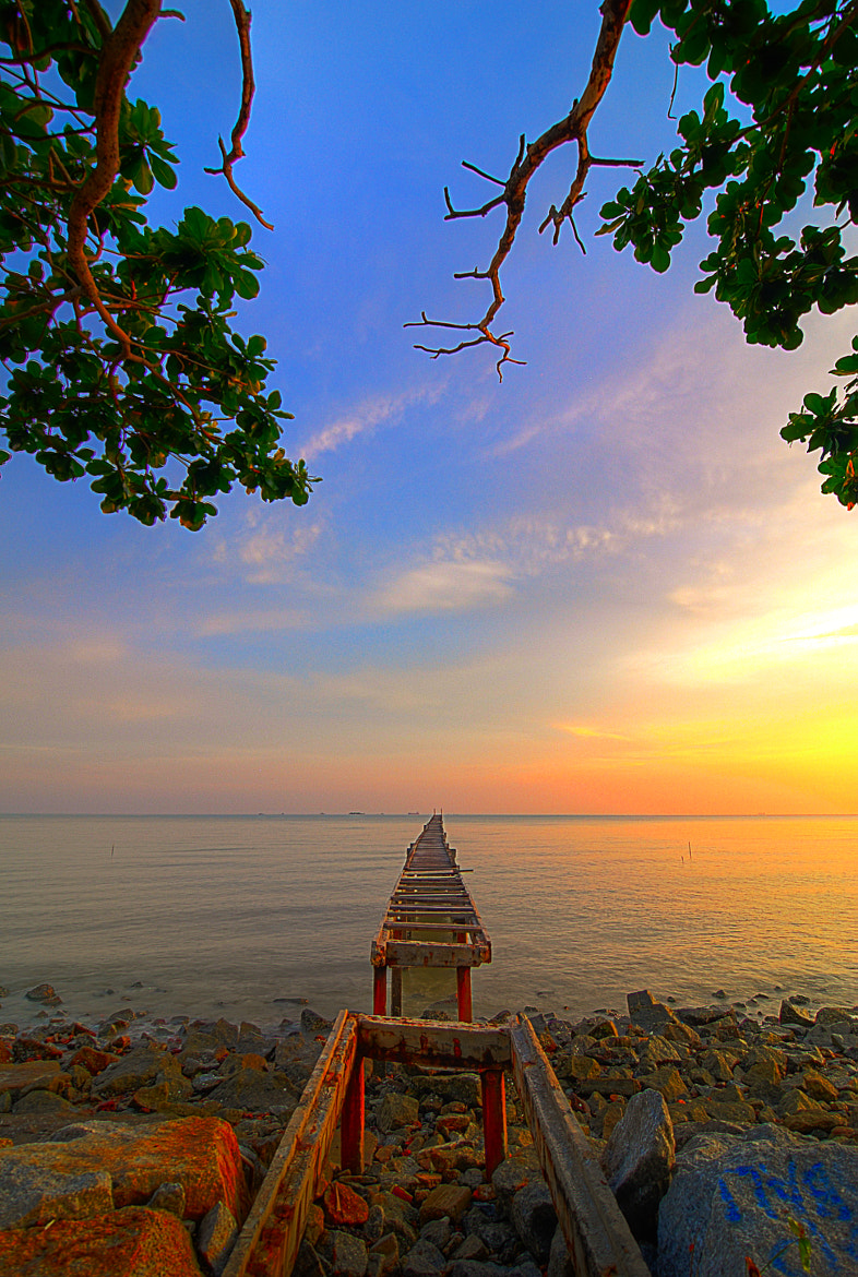 Photograph Stairway To Tranquility by Iskandar Azlan Shah on 500px