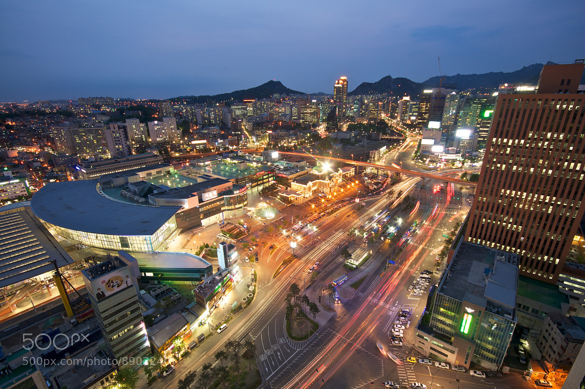 Photograph Seoul Station by Robert Koehler on 500px