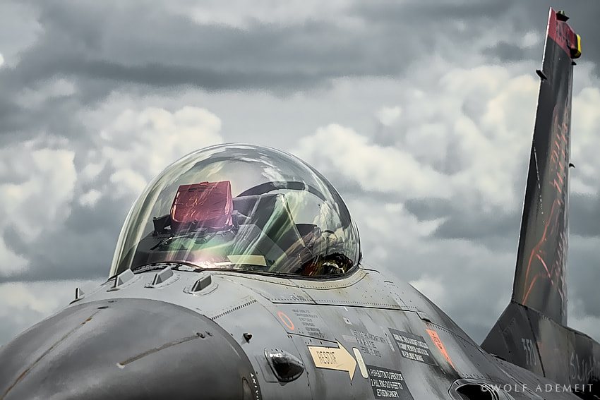 Photograph COCKPIT by Wolf Ademeit on 500px