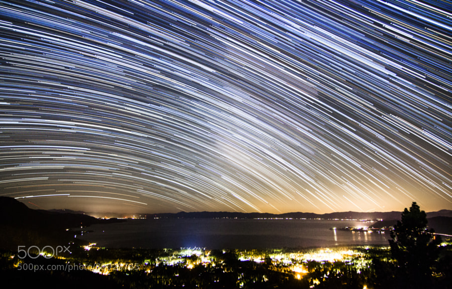 Star Trails by Luke Korth on 500px