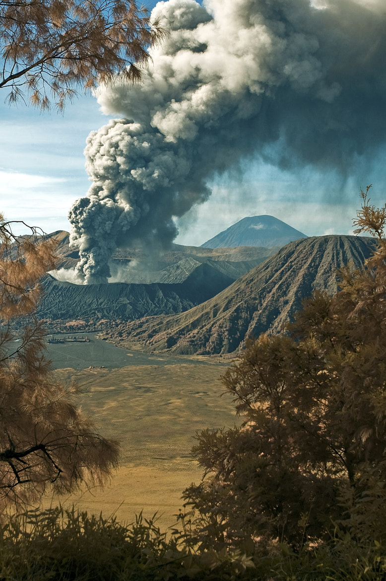 Photograph Mount Bromo IR #2 by Yaman Ibrahim on 500px