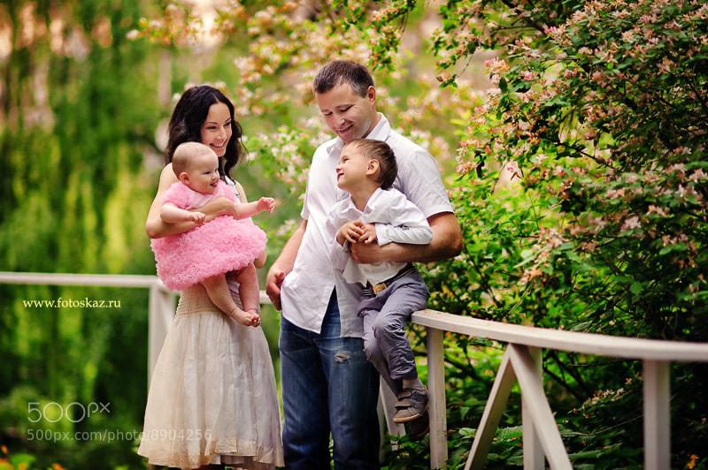Photograph family by Natasha Lesonie on 500px