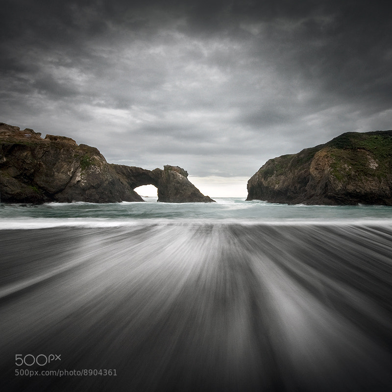 Photograph Mendocino Rain by Liam Frankland on 500px