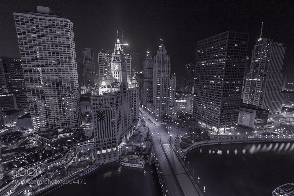 Photograph Midnight City by Roof Topper on 500px