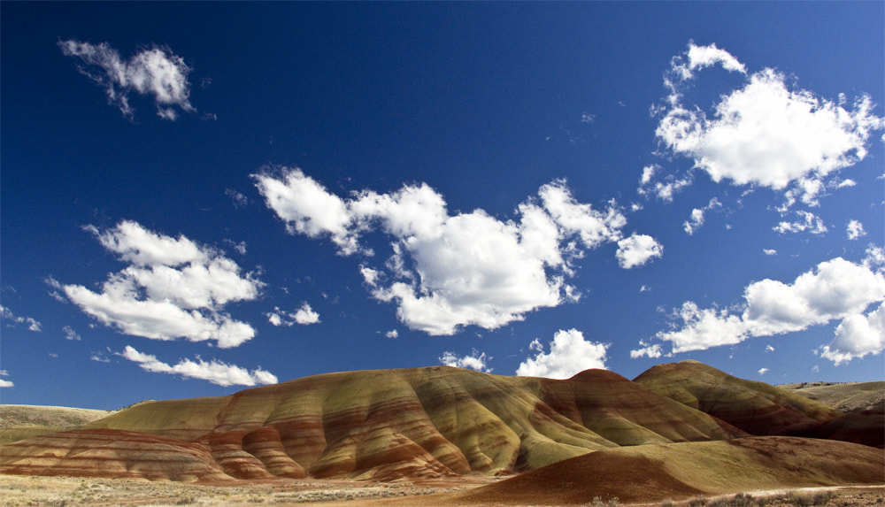 Photograph Painted Hills, Oregon 2 by John Michaelson on 500px