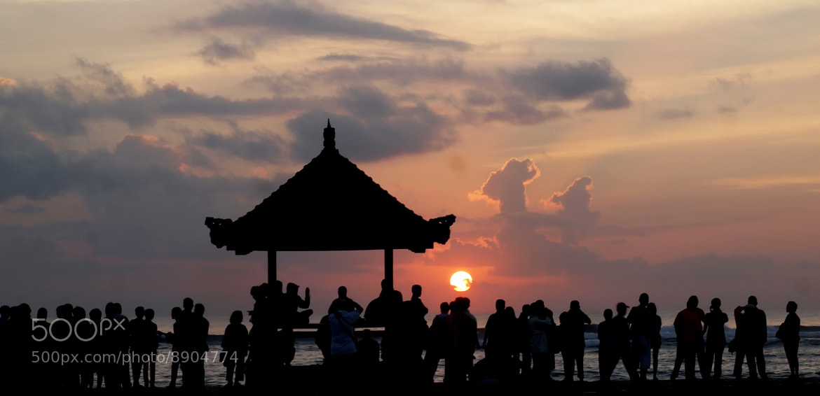 Photograph SunRise In Sanur Beach  by johanes  siahaya on 500px