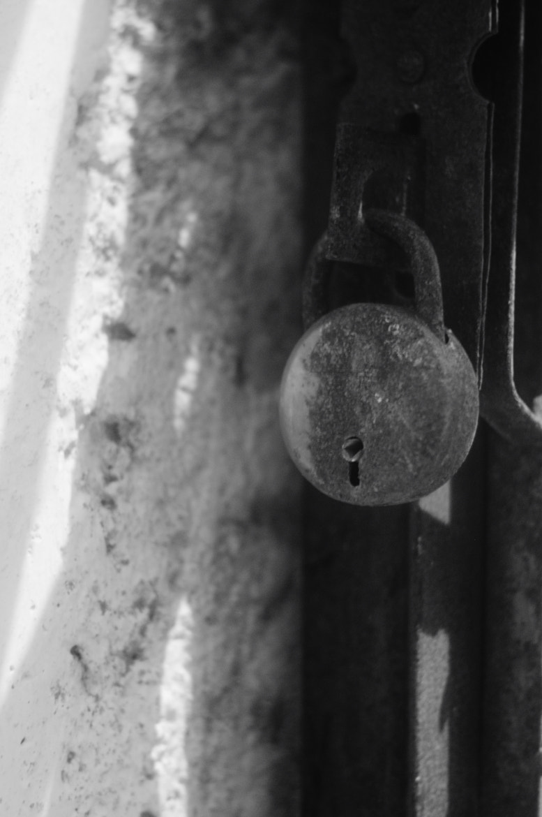 Photograph Locked!! by Lomoholicz Photography on 500px