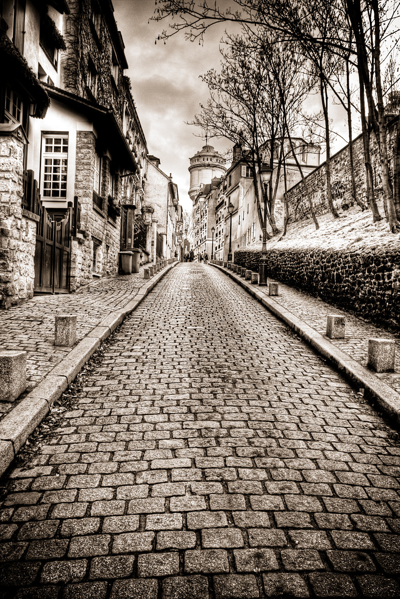 Photograph Streets of Paris by Kay Gaensler on 500px