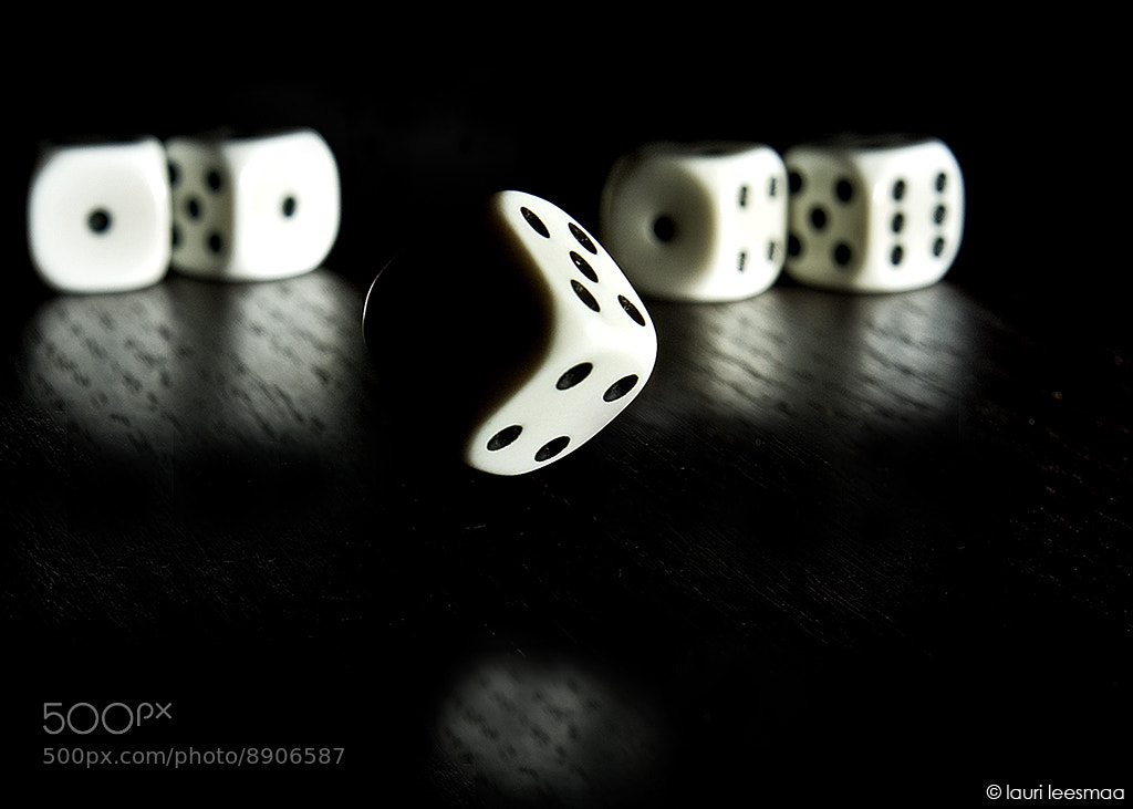 Photograph Rolling the dice by Lauri Leesmaa on 500px
