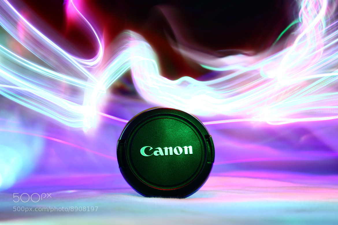 Photograph Canon cap by Azra Ferhatovic on 500px