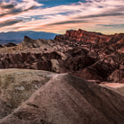 Постер, плакат: Zabriskie Point Death Valley