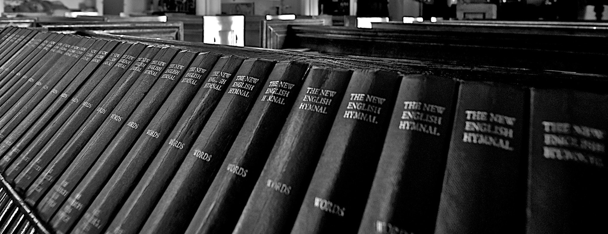 Photograph The New English Hymnal by Steve Lewis  on 500px