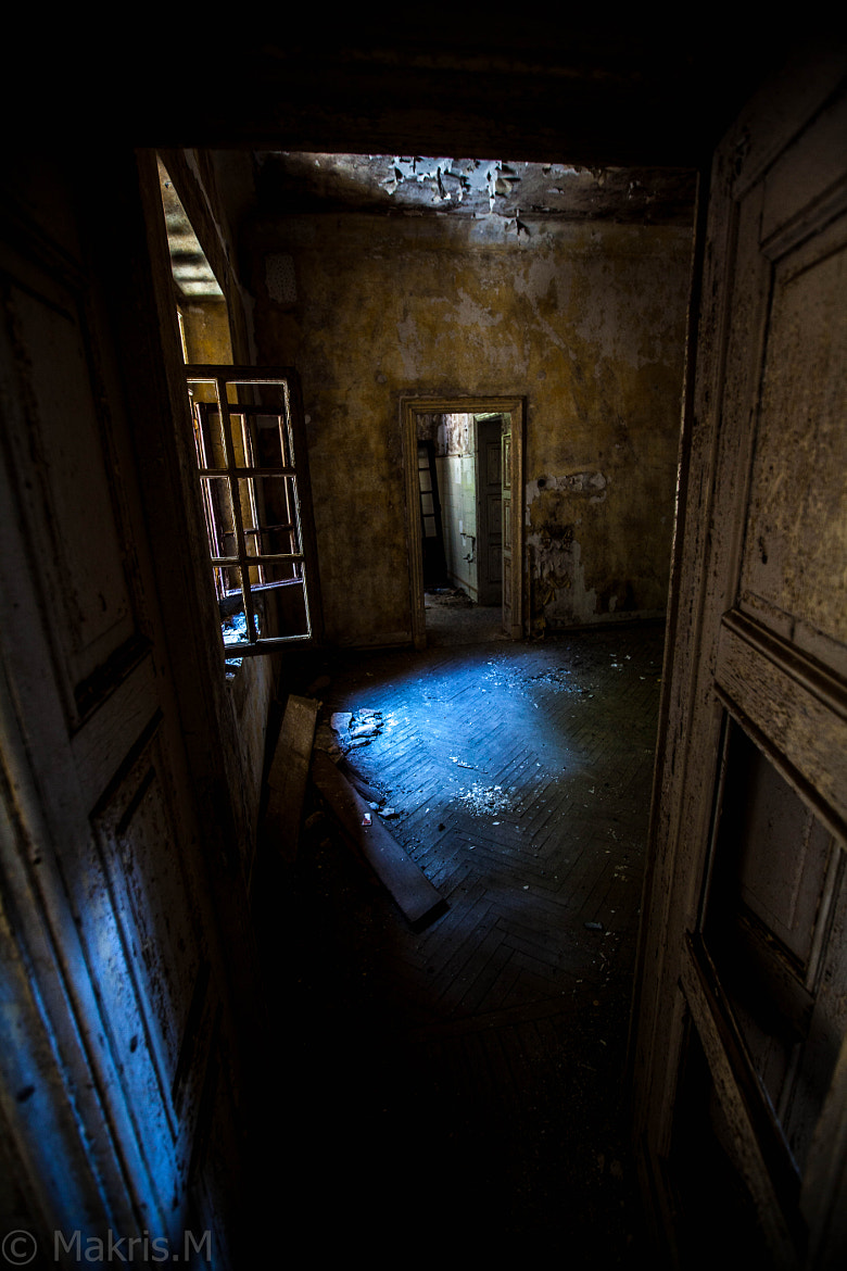 Photograph Home of ghosts by Reservoir Dog  on 500px