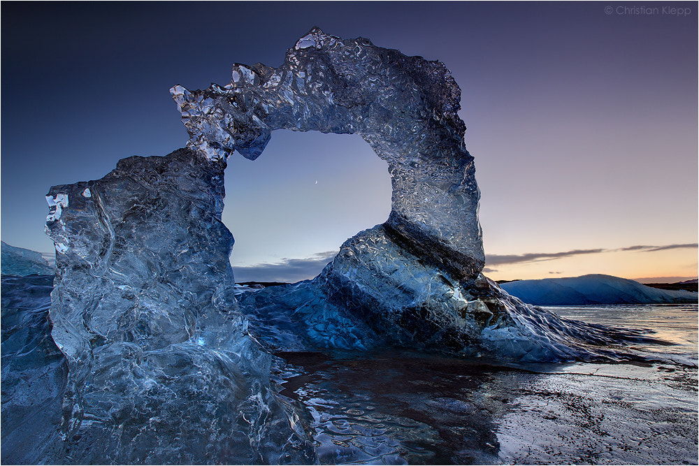 Photograph Arctic Gate by Christian Klepp on 500px