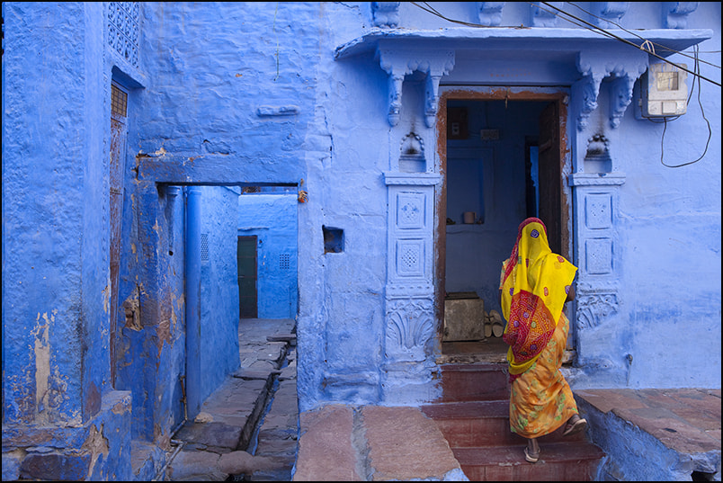Photograph H O M E. Jodhpur by Claude Renault on 500px
