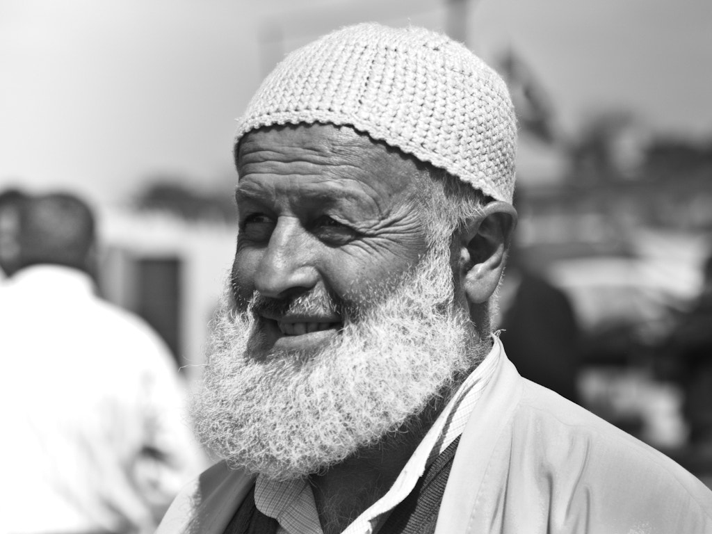 Photograph a white beard and a white heade // istanbul, turkey by Pamela Ross on 500px
